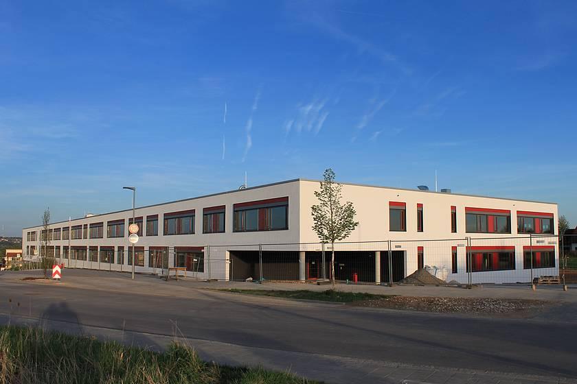 Versorgungstechnik - Technische Gebäudeausrüstung - Gymnasium Lappersdorf