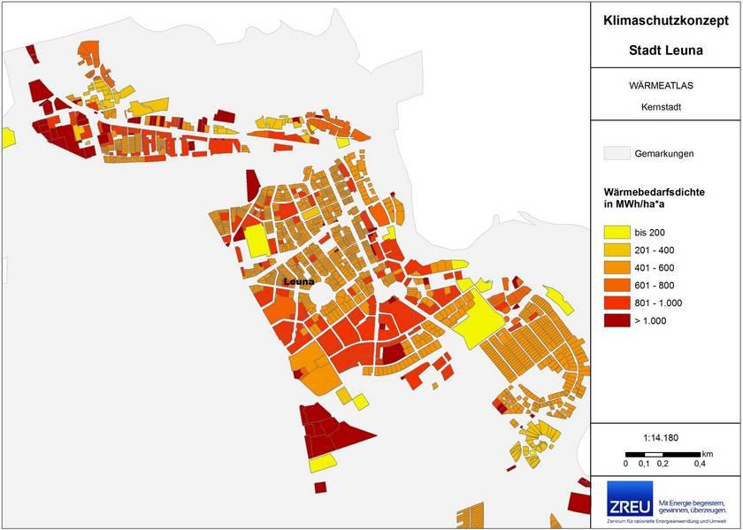 ZREU Klimaschutzkonzept Stadt Leuna