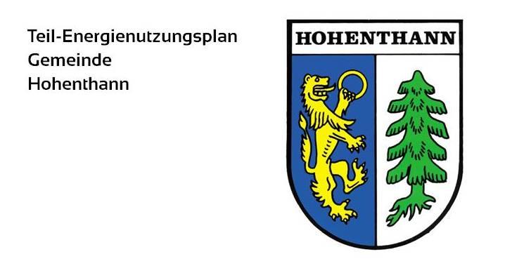 ZREU Projekt Klimaschutzkonzept Energienutzungsplan Hohenthann