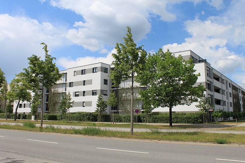 ZREU Planung Projektierung Versorgungstechnik Neubau im Regensburger Westen