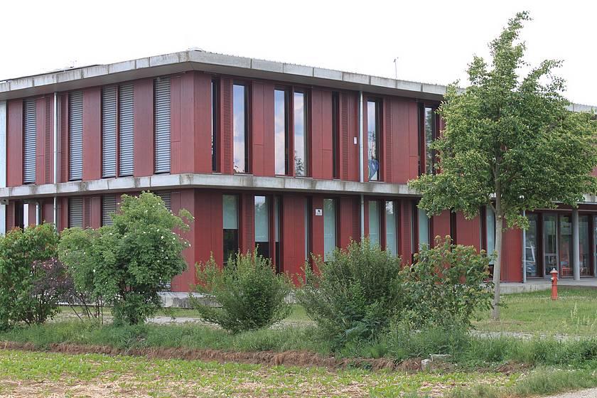 ZREU Planung Projektierung Versorgungstechnik Neubau Realschule Obertraubling